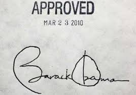 fatca approved in March 2010