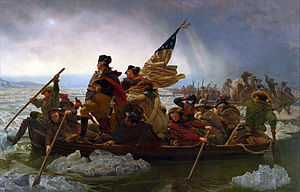 GW crossing the Delaware